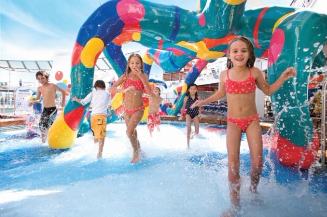 RCI Oasis SPORTZONE H20 Zone kids Waterpark smaller size